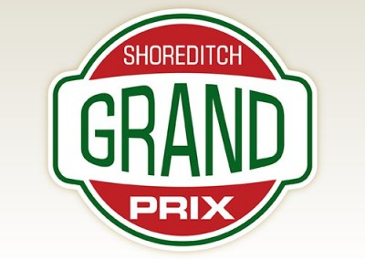 Shoreditch Grand Prix: branding