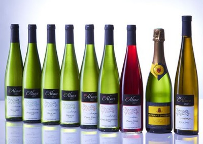 Alsace Wines: website