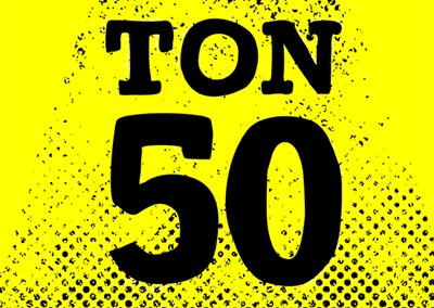 Ton50 band: logo